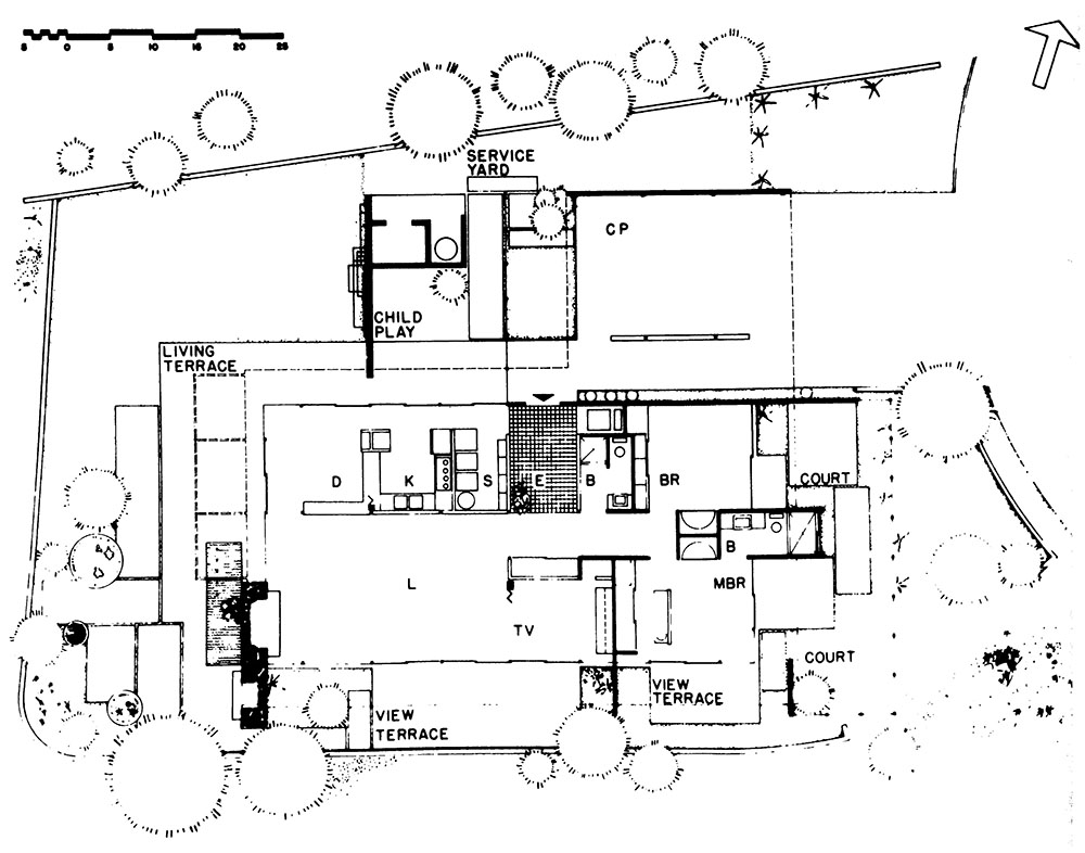 case study house 16 &(ellwood)