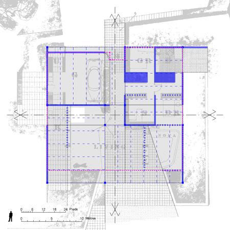 Case Study House N 176 9 Par C Eames Et E Saarinen