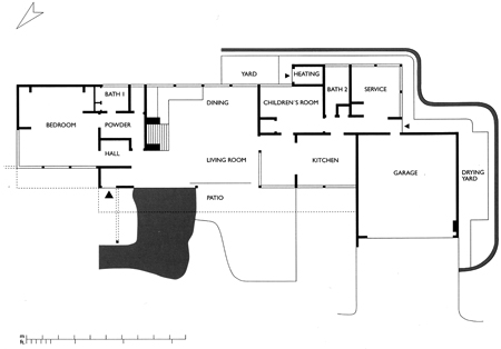 Neutra-Dion_Neutra_House-Plan House Plans Richard Neutra Los Angeles on achetecture los angeles, modern architecture los angeles, affluent neighborhoods in los angeles, design build los angeles, century the los angeles,