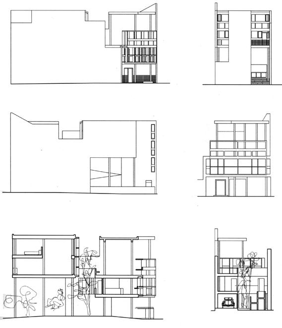 Maison Curutchet La Plata Par Le Corbusier Archigraphie