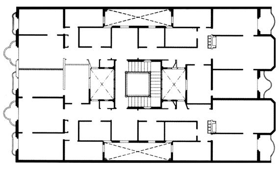 Casa Calvet Archigraphie