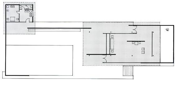 pavillon de barcelone par ludwig mies van der rohe 1929