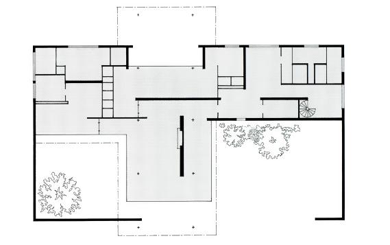 mies van der rohe on pinterest pavilion barcelona and vans. Black Bedroom Furniture Sets. Home Design Ideas